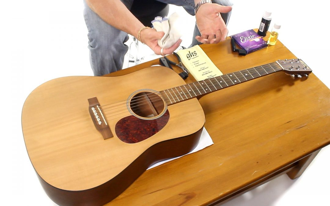 The Care and Feeding of Your Guitar